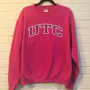 UTC Champion Sweatshirt - Size L